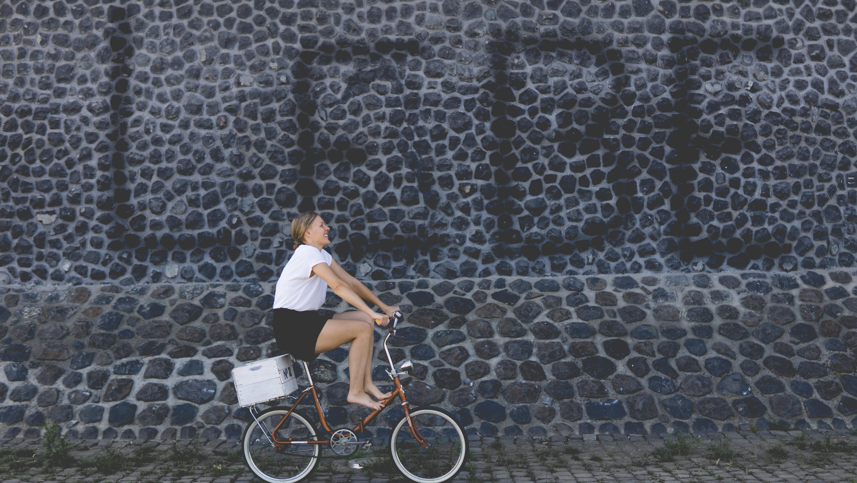 Portrait Radfahren